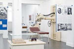 Medizingeschichte Kiel Siemens Röntgenanlage
